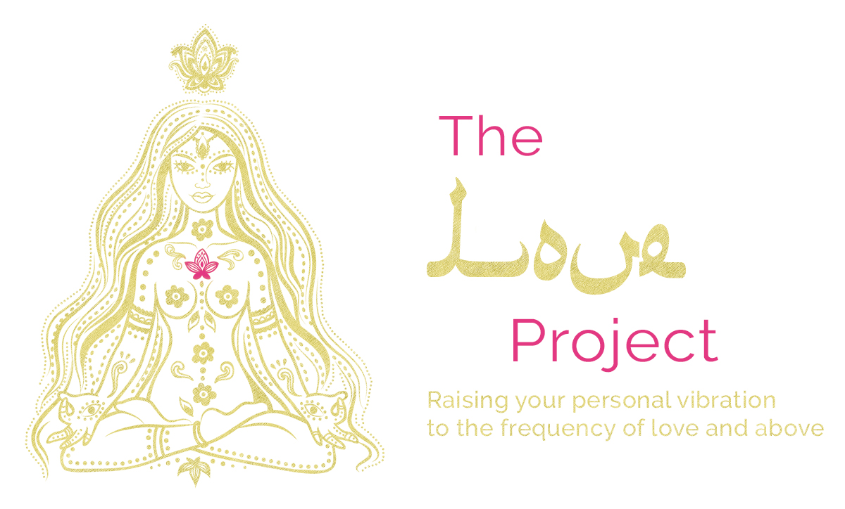 [Free e-course] The love project, raising your personal vibration to the frequency of love ❤️ and above